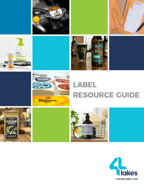 2018 Four Lakes Label Resource Guide