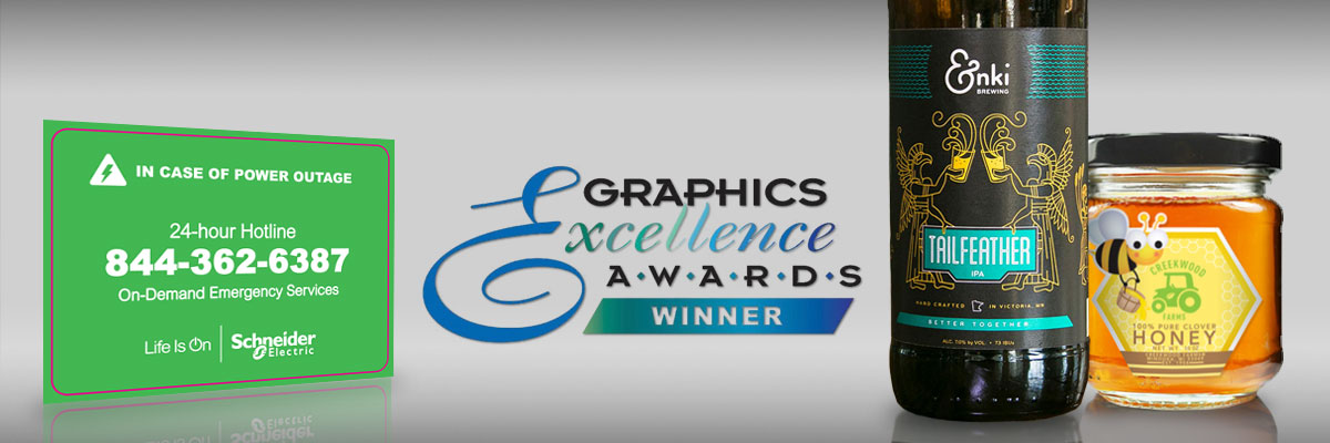 Graphic Excellence Award 2017