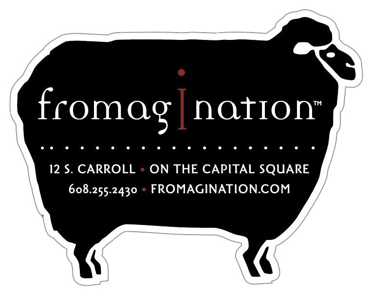 Fromagination Custom Label
