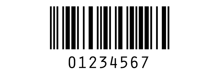 Interleaved 2 of 5 Barcode