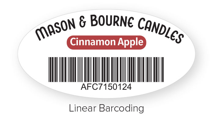 Linear Barcoding Labels